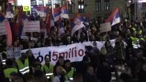 SIRBİSTAN - Sırbistan'daki Hükümet Karşıtı Protestolar