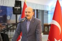 İNSAN TİCARETİ - Soylu, Tunceli'de Kanaat Önderleriyle Bir Araya Geldi