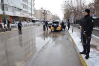 POLİS KÖPEĞİ - Van'da İl Emniyet Müdürlüğünden 'Türkiye Güven Huzur Uygulaması'