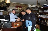 KARŞIYAKA BELEDİYESİ - Yeni Yıl Öncesi Karşıyaka'da Denetimler Sıklaştı