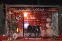 ÇAM AĞACI - Alaşehir'de Yeni Yıla Özel Etkinlik Durağı
