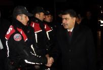 ANKARA VALİSİ - Ankara Valisi Şahin'den Polislere Yılbaşı Ziyareti