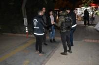 POLİS KÖPEĞİ - Antalya'da 'Türkiye Güven Huzur Uygulaması'