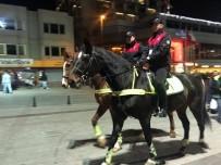 TOPLUMSAL OLAYLAR - Atlı Birlikler Taksim Meydanı'nda