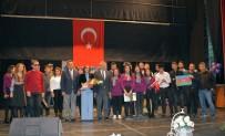 AÜ Elmalı Meslek Yüksekokulu'ndan Türkü Ve Şiir Gecesi