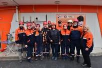 TATBIKAT - Avcılar Mahalle Afet Gönüllüleri (MAG) Olası Afetlere Karşı Hazır