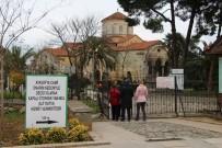 KÜLTÜR BAKANLıĞı - Ayasofya'da 56 Yıl Aradan Sonra İlk Restorasyon Çalışmaları Başladı
