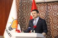 Bakan Pakdemirli Açıklaması 'CHP Safsata Siyaseti Üzerinden İş Yapıyor'