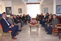 KADİR ALBAYRAK - Başkan Albayrak Huzurevi Sakinlerinin Yeni Yılını Kutladı