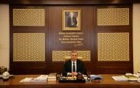HAMDOLSUN - Başkan Çetin'den Yeni Yıl Mesajı