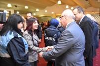 KADİR ALBAYRAK - Başkan Kadir Albayrak Personelin Yeni Yılını Kutladı