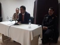 HAYVAN PAZARI - Çaldıran'da Muhtarlarla İstişare Toplantısı