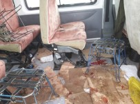 Gercüş'te İki Ayrı Kaza Açıklaması 14 Yaralı