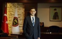 7 MİLYAR DOLAR - GSO Yönetim Kurulu Başkanı Adnan Ünverdi'den Yeni Yıl Mesajı