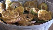 KATKI MADDESİ - Isparta'dan 10 Ülkeye Meyve Cipsi İhracatı