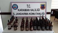 Jandarmadan Kaçak İçki Operasyonu Açıklaması 2 Gözaltı