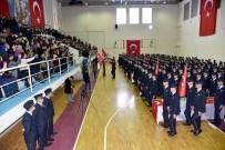 Karaman POMEM'de 262 Polis Adayı Mezun Oldu