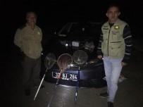 Kastamonu'da Kaçak Avcılara 79 Bin Lira Para Cezası Kesildi