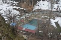 Kato Dağı'nda Karlar İçinde Kaplıca Keyfi
