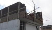 Kilis'te İş Kazası Açıklaması 1 Yaralı