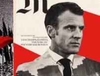 ADOLF HİTLER - Macron'u Hitler'e benzettiler