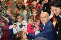 ORMAN İŞLETME MÜDÜRÜ - Manavgat'ta Ücretsiz Fidan Dağıtıldı