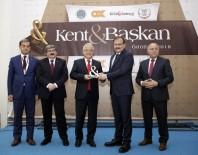 BÜYÜK BIRLIK PARTISI - Menderes Türel'e Yılın Belediye Başkanı Ödülü