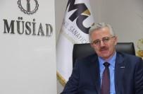 MÜSİAD Başkanı Nur'dan Yeni Yıl Mesajı