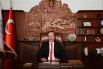 Nevşehir Belediye Başkanı Seçen, Yeni Yıl Mesajı Yayınladı