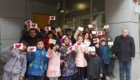 Öğrencilerden Ailelerine Kartpostal