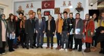 Oğuzeli MYO Öğrencilerinden Denetimli Serbestlik Müdürlüğüne Teknik Gezi