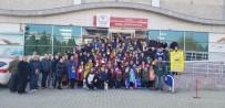YALIN - Önce Antrenman Ardından Yılbaşı Kutlaması