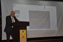 ABDULLAH ŞAHIN - Prof. Dr. Sezai Yılmaz, Arguvan'ın Misafiri Oldu