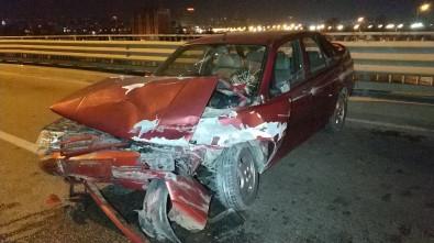 Samsun'da 2018'İn Son Trafik Kazası