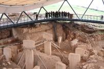 GÖBEKLİTEPE - Şanlıurfa'da 'Göbeklitepe Yılı' Sevinci