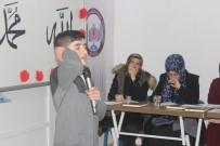 KIZ ÖĞRENCİLER - Siverek'te Kur'an-I Kerim Ve Ezan Okuma Yarışması