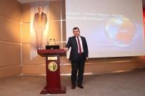 NURETTIN ÖZDEBIR - TÜBİTAK Başkanı Mandal'dan ASO Öğrencilerine Hayat Dersi
