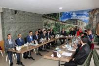 Tutak'ta 'İlçe Milli Eğitim Müdürleri' Toplantısı