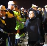 ESENGÜL CIVELEK - Vali Civelek Güvenlik Güçlerinin Yeni Yılını Kutladı