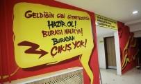 KONSEPT - Yeni Malatya Stadyumu'nun Koridorlarına Sanatçı Eli Değdi