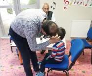 ADıYAMAN ÜNIVERSITESI - Adıyaman Üniversitesinde Minik Öğrencilere Sağlık Taraması Yapıldı