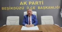 AK Parti Beşikdüzü İlçe Başkanı Demirci, Belediye Başkan Adaylığı İçin Görevinden İstifa Etti