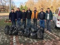 AK Parti Çaycuma Gençlik Kolları İhtiyaç Sahiplerine Yardım Eli Uzattı