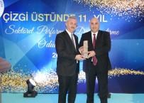 HÜSEYIN AYDıN - Akıllı Tarımın Öncülerinden Hektaş'a Performans Ödülü
