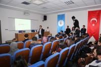 MEHMET ÇETIN - ALKÜ'de 1. Sektör Zirvesi Başladı
