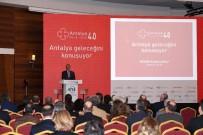 MUSTAFA ÜNAL - Antalya'dan Endüstri 4.0 Hamlesi