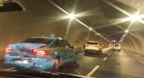 AVRASYA - Avrasya Tüneli'nde Maddi Hasarlı Kaza