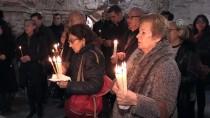 FENER RUM PATRİĞİ BARTHOLOMEOS - Azize Santa Barbara İzmit'te Anıldı