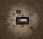 BİLL CLİNTON - Baba Bush'un Cenaze Töreni Başladı