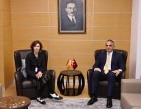 KÜLTÜR BAKANı - Bakan Ersoy'un İkili Görüşmelerinde İlginç Diyaloglar